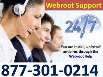 Webroot Safe Number 877-301-0214