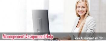Best Management Assignment Help Writing Service
