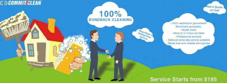 Commit2clean - Bond back cleaning Melbourne