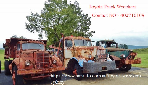 Remove Truck Wreckers in Sydney