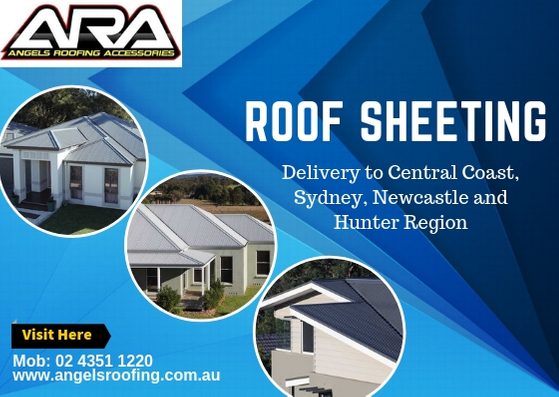 Looking for Roofing Supplies in Sydney? - Angels Roofing Accessories