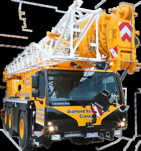 Experience the Power of Liebherr Crane