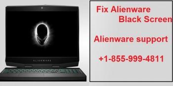 Fix Alienware Black Screen