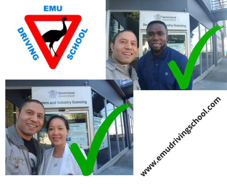 Emu Driving School