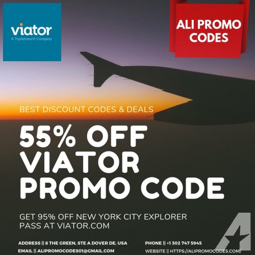 Viator Coupon Codes