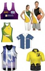 Custom made Sportswear sublimation