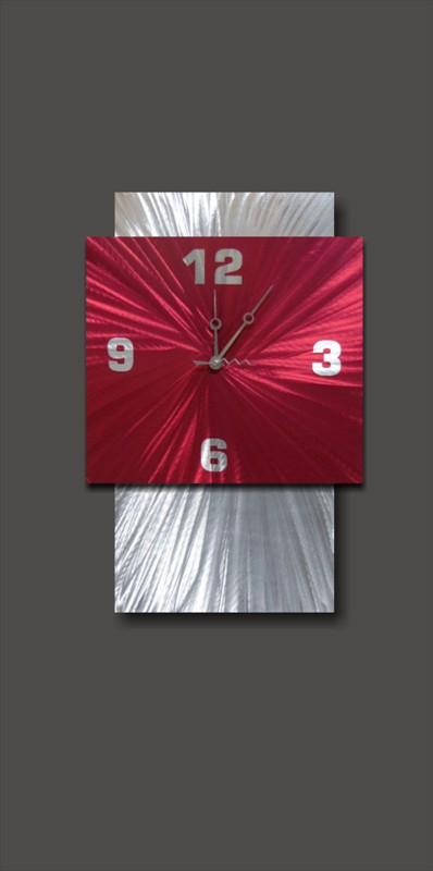 STUNNING LARGE WALL CLOCK BRISBANE MADE