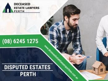 Deceased Estate Lawyers Perth WA
