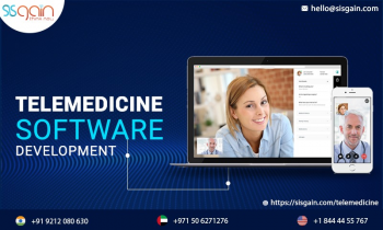 Searching for telemedicine apps development company?