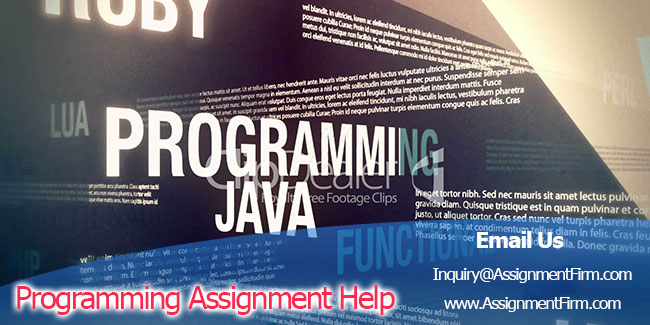 Quick and Instant Programming Assignment Help From Well Qualified Writers