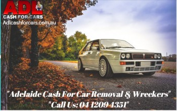 Adelaide Cash For Car Removal & Wreckers