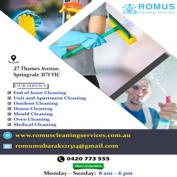 Shower Cleaning | Romus Cleaning Services Adelaide