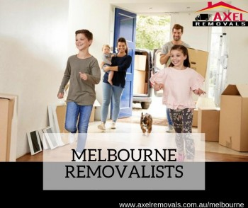 Removalists Services in Melbourne