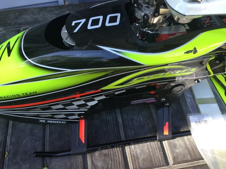 RC Goblin 700 for sale