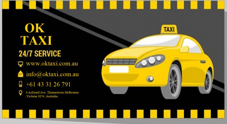 Book taxi online ...