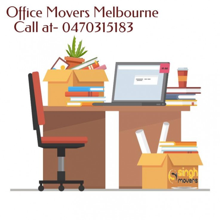 Office Movers Me ...