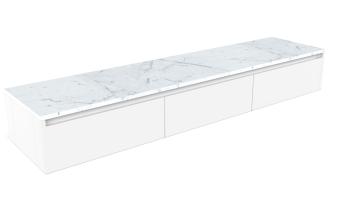 Saato vanity – 2 PAC – 2950mm