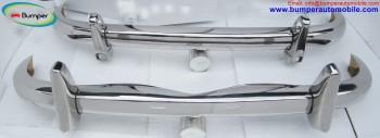 Mercedes Ponton 220S bumper 219, 220A