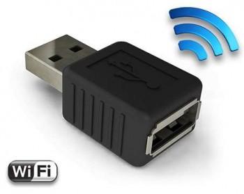 KeyGrabber - Hardware Keylogger - WiFi U