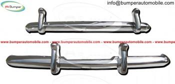 Rolls Royce Silver Cloud bumper