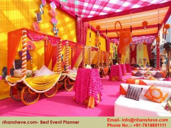 Exotic destination wedding in lucknow