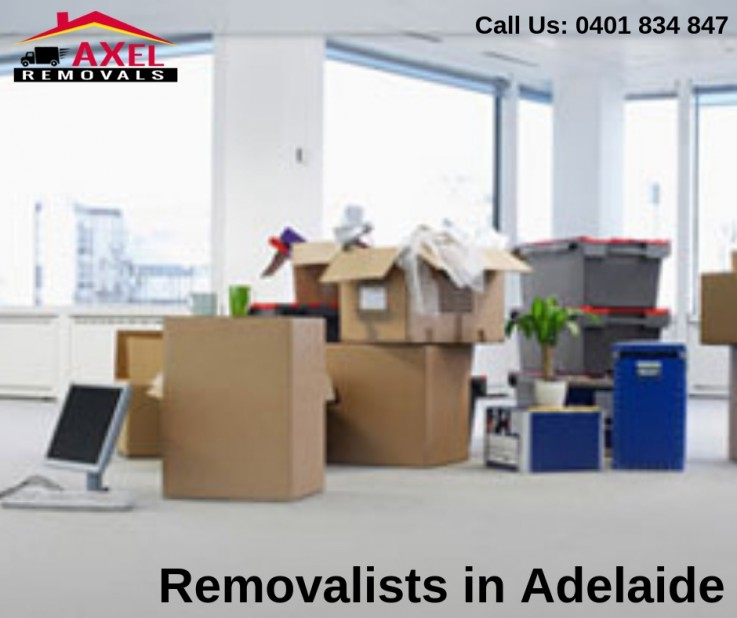 Removalists in A ...