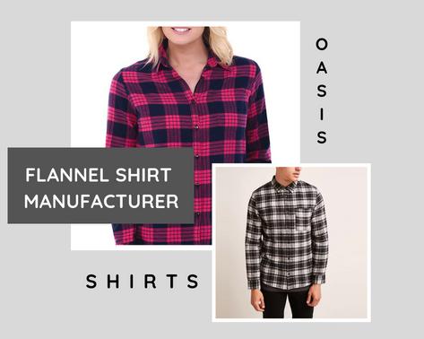 Bulk Order Vintage Flannel Shirts