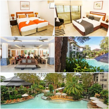 Luxury Accommodation Palm Cove
