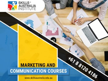 Join the course of Marketing and Communications Courses