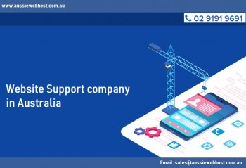 Website Support company in Australia