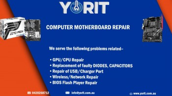 YOUR RELIABLE COMPUTER MOTHERBOARD REPAI