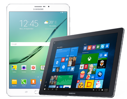COMPREHENSIVE SAMSUNG TABLET REPAIRS BY