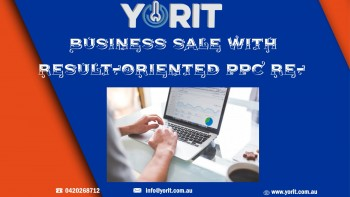 TRIGGER BUSINESS SALE WITH RESULT-ORIENT