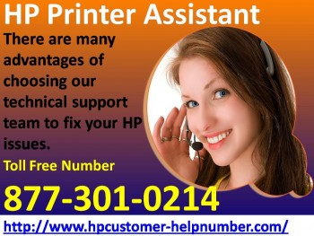 How Can Take Remote Service HP Printer