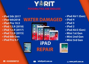 iPad Water Damage Repair With YORIT