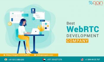 Looking for the best webrtc development company?