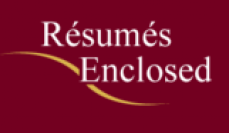 Resumes Enclosed