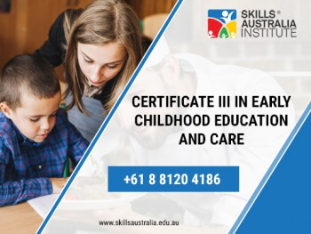 Certificate III in child care courses
