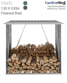 Firewood Shed 1.63m x 0.83m