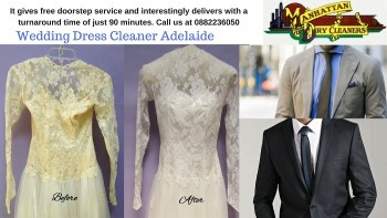 PARAMOUNT WEDDING DRESS DRY CLEANER AT ADELAIDE