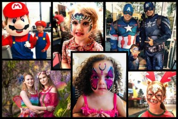 Kids Face Painting in Sydney - Pay $230