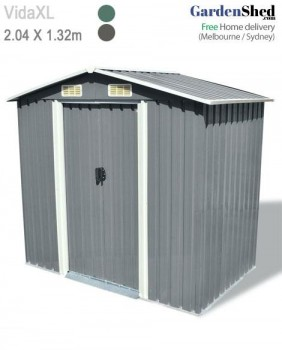 Garden Shed 2.04m x 1.32m
