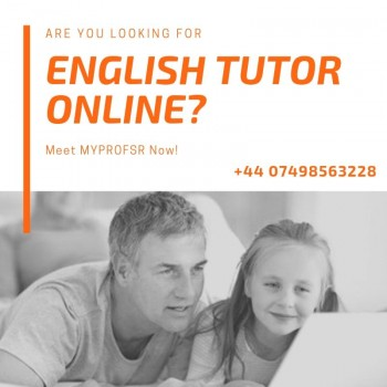 Online English Tutoring UK