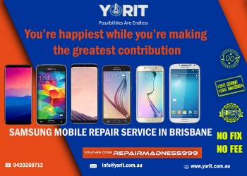 Samsung Mobile Repair With Yorit