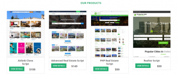 Readymade Open Source PHP Real Estate Sc