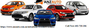 Best Dealers of Mitsubishi wreckers Sydn