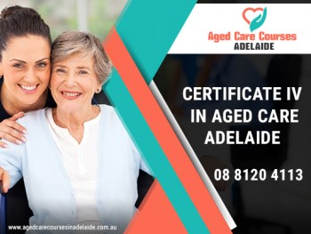 Best Certificate 4 in Aged Care Courses Adelaide
