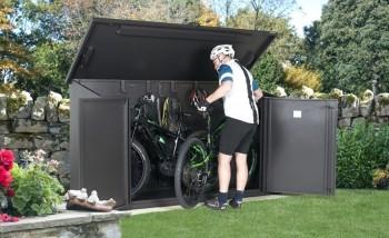 Small Garden sheds, Bike Sheds Online