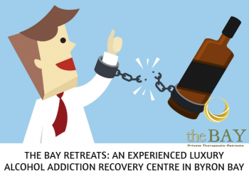 Looking for Luxury Treatment of Alcohol Withdrawal in Byron Bay