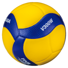 Volleyball -Mikasa V300W - FIVB Approved